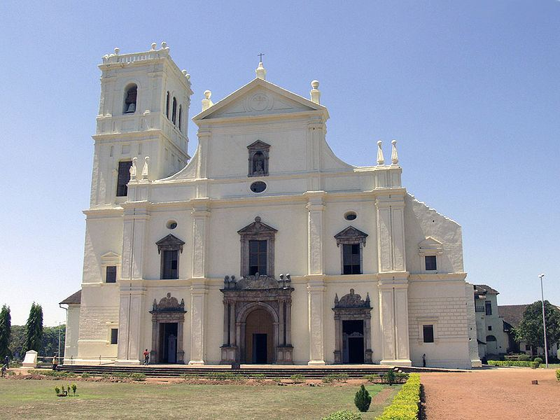Se cathedral goa