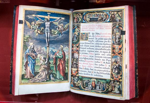 Roman Missal at Plantin Moretus
