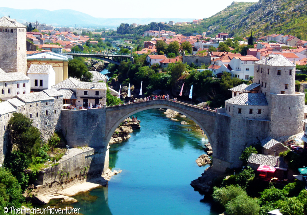 Stari Most - Mostar Bridge