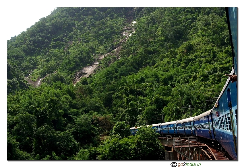 Araku Valley Railways