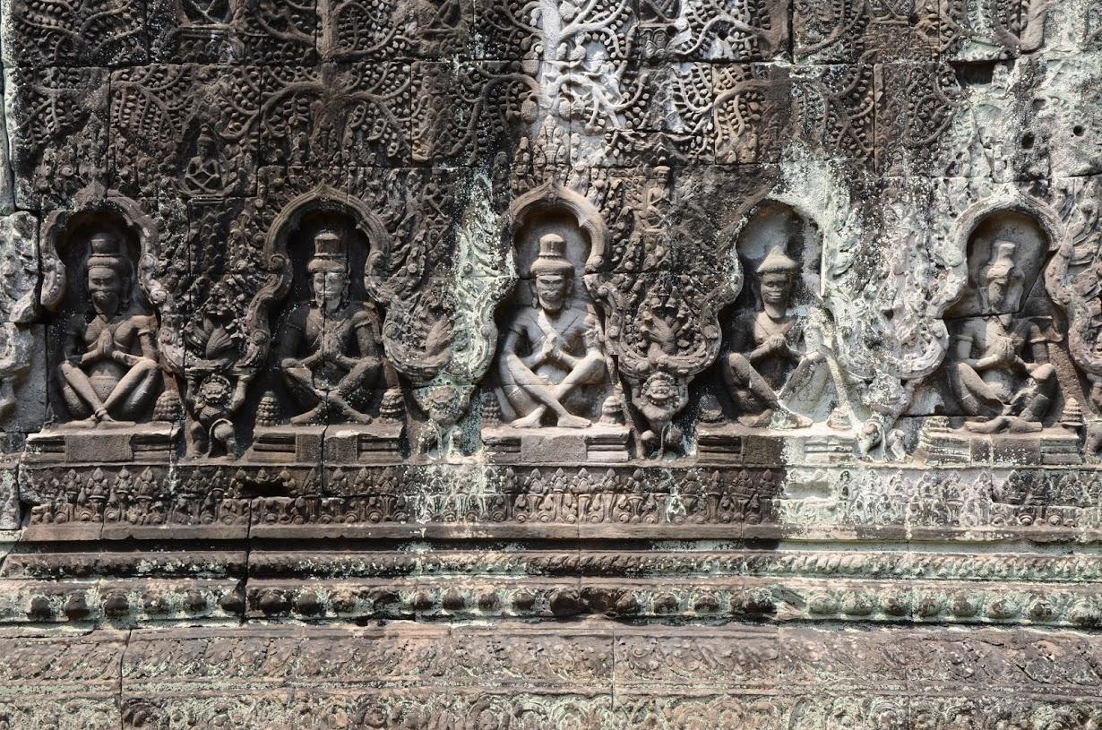 Preah Temples