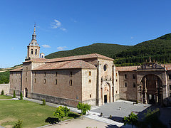 San Millán Yuso and Suso Monasteries
