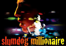 Slumdog Millionaire (2008) - Chhatrapati Shivaji Terminus Chhatrapati Shivaji Terminus is shown when Jamal (the lead character) is asked a question i.e The British architect Frederick Stevens designed which famous building in India? Is it: A) The Taj Mahal  B) Chhatrapati Shivaji Terminus  C) India Gate  D) Howrah Bridge on the game show for sixty-four thousand rupees It was a significant location because during the scene , in his head he was going down the memory lanewhere he was calling out to Latika (love interest ) but ended up being held by the terminus inspectors and later escaping the cruel wrath of inspectors . This scene ended up with Jamal winning sixty-four thousand rupees in the movie as the correct answer was Chhatrapati Shivaji Terminus  Link to Imbd page : http://www.imdb.com/title/tt1010048/