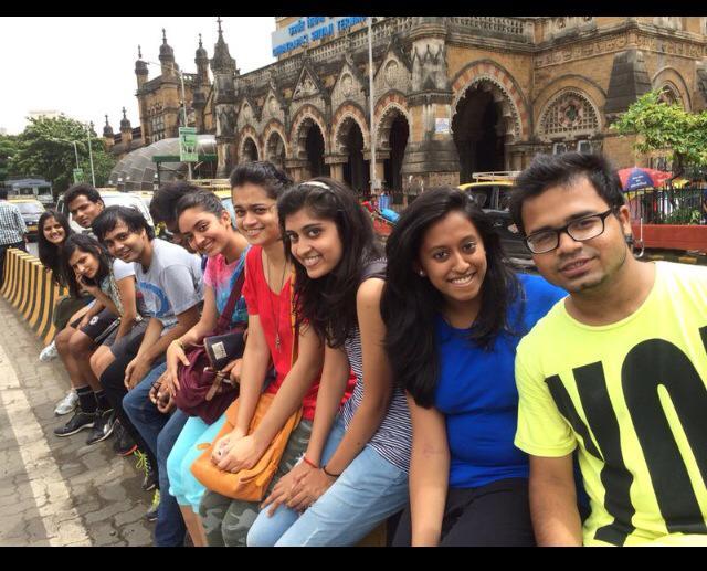 Central Mumbai CST