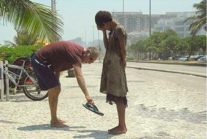 Give Away to the Homeless