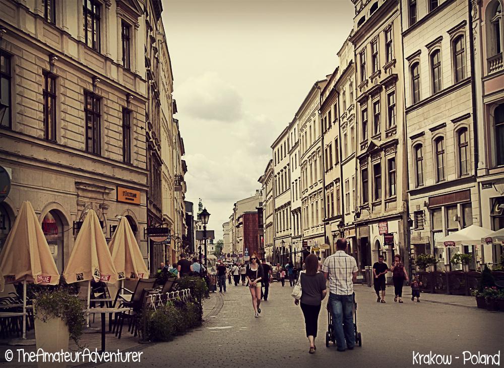Cracow's Historic Centre