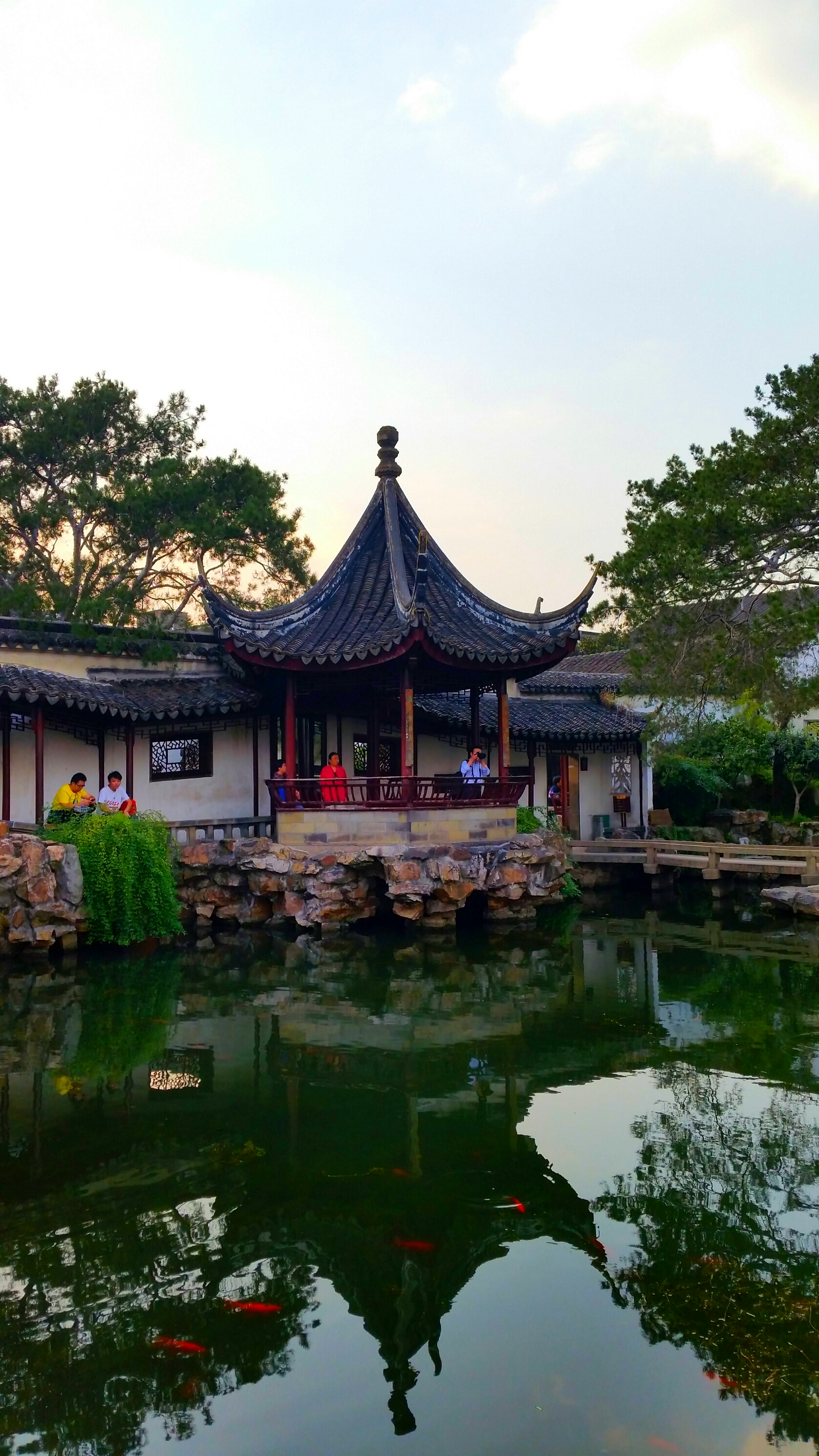 Classical Gardens of Suzhou - China