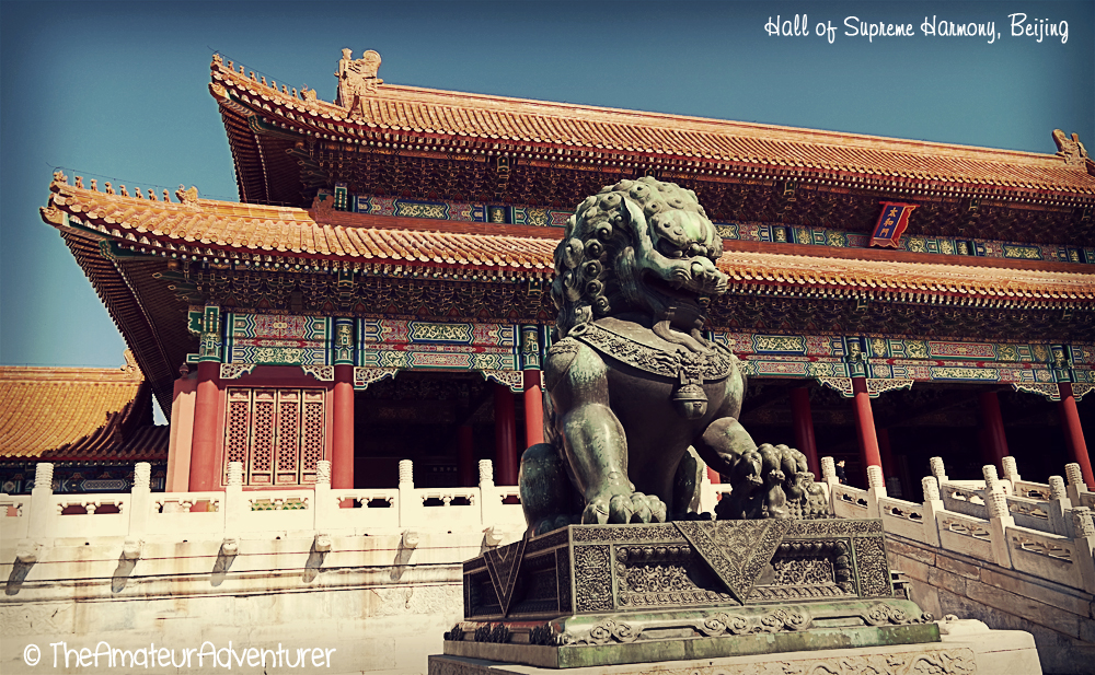 Imperial Palaces of the Ming and Qing Dynasties in Beijing and Shenyang - China