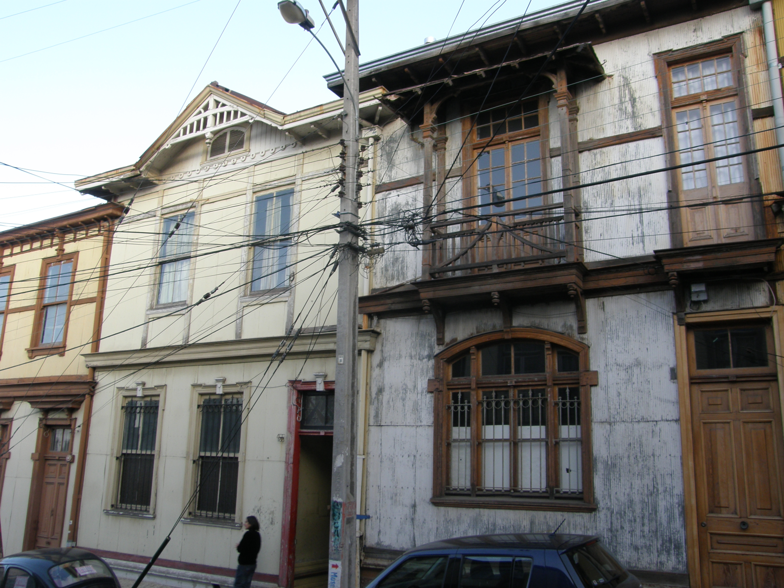Historic Quarter of the Seaport City of Valparaíso - Chile