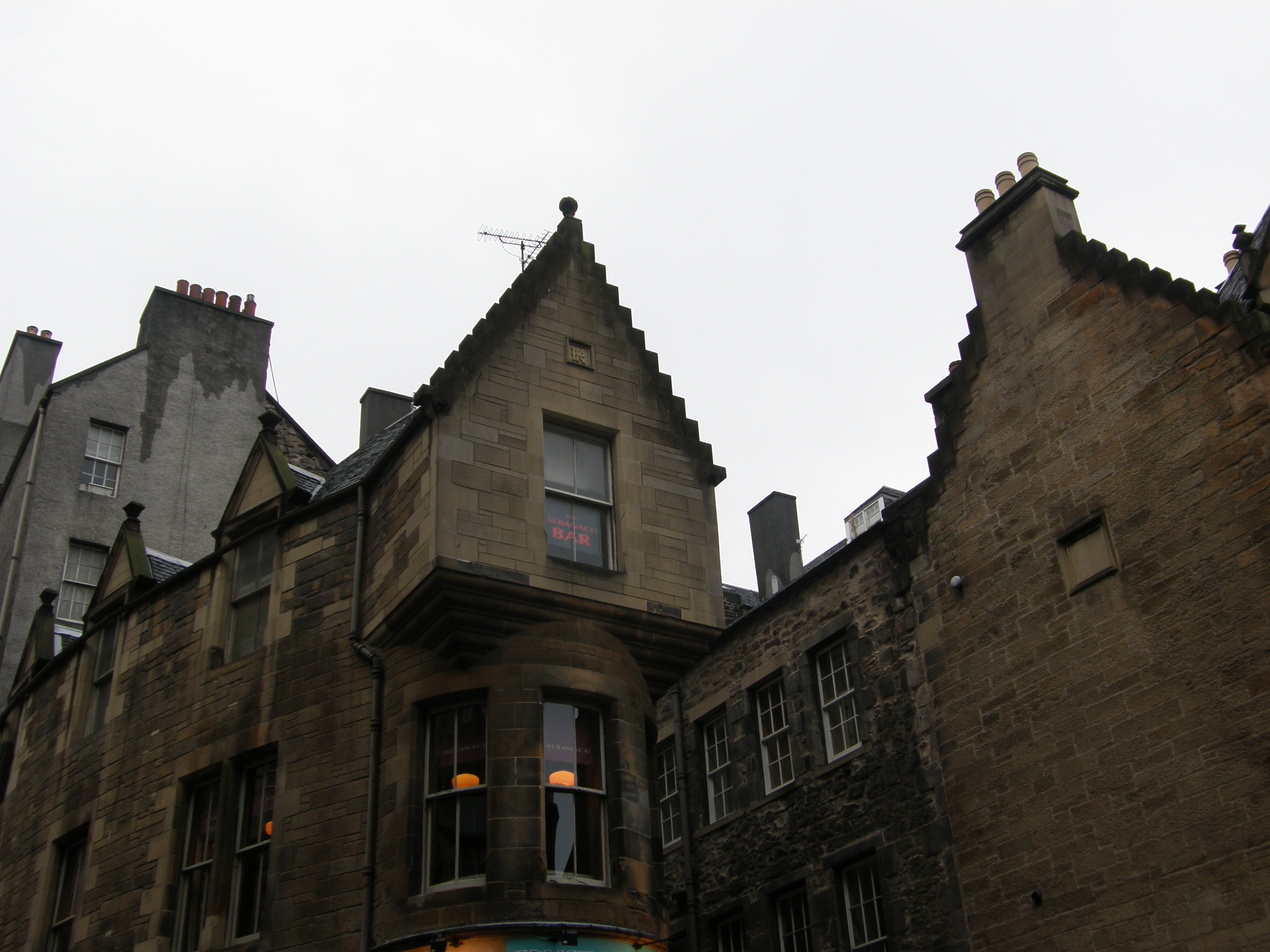 Old and New Towns of Edinburgh - United Kingdom of Great Britain and Northern Ireland
