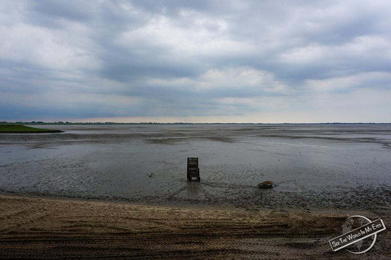 Wadden Sea in Germany