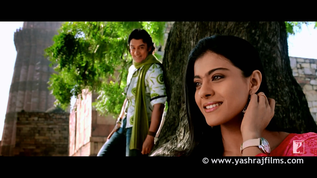 Chand sifarish song from Fanaa