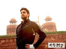 abhishek bachchan in delhi-6