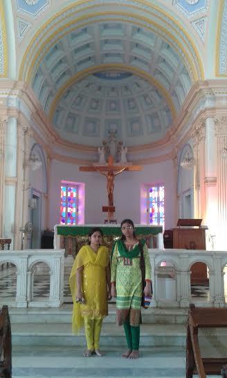 Church pondi1