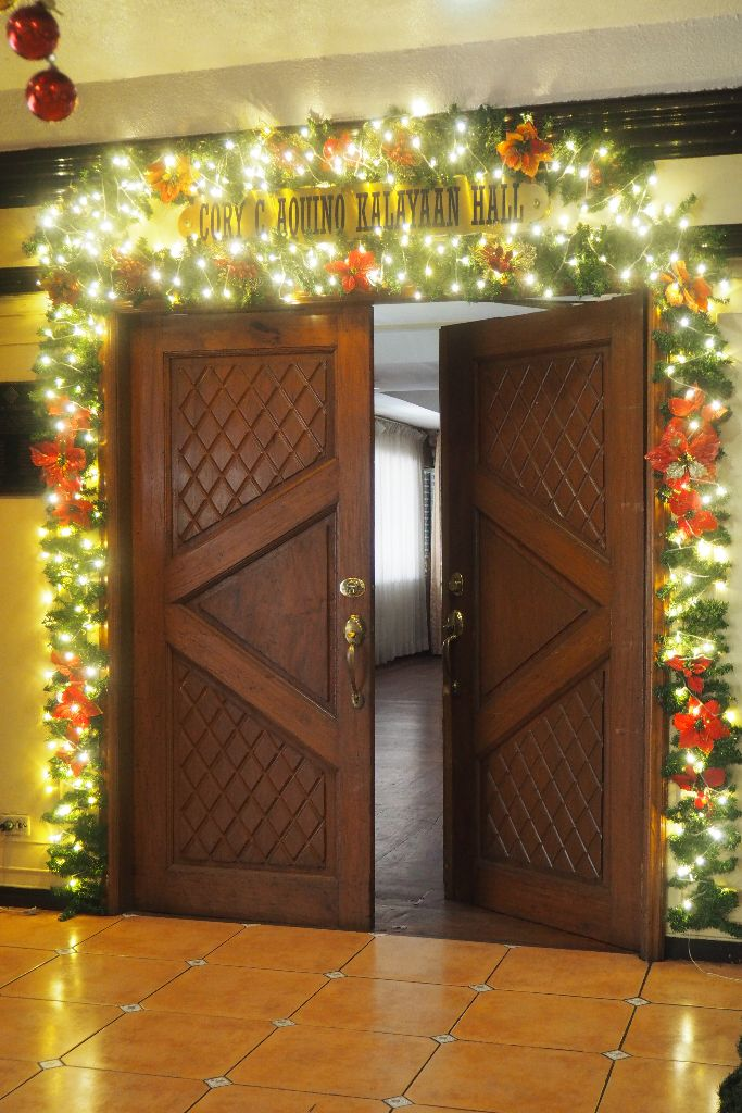 COry Aquino Kalayaan Hall