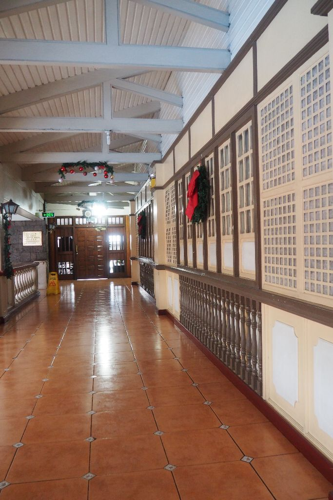 One of the Halls in Club Filipino