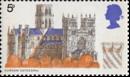 British Cathedrals: Durham Cathedral, 5d