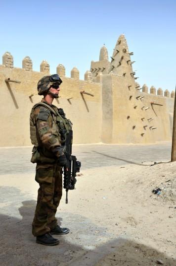 World Heritage Site Timbuktu under threat