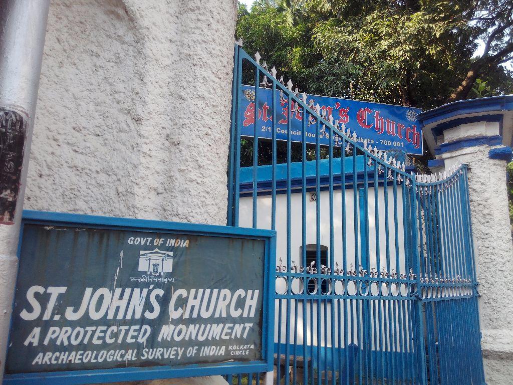 Job Charnock's Church - #exploretheunexplored