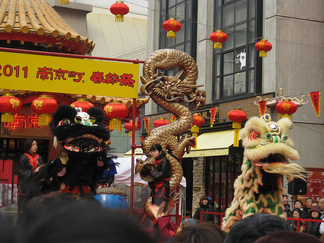 Lion Dance is one the many important cultural heritage assets of Japan