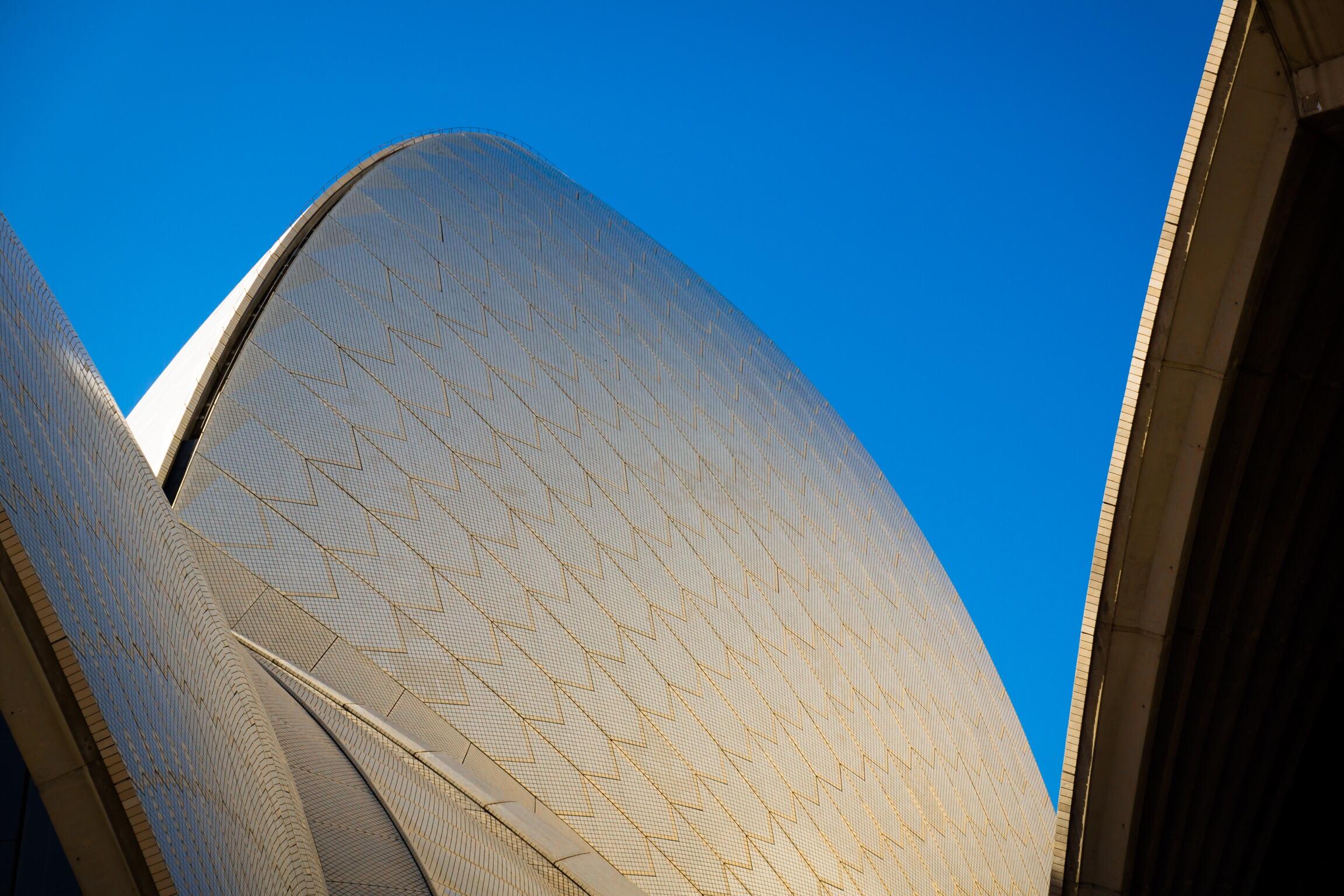 Sydney new year opera house