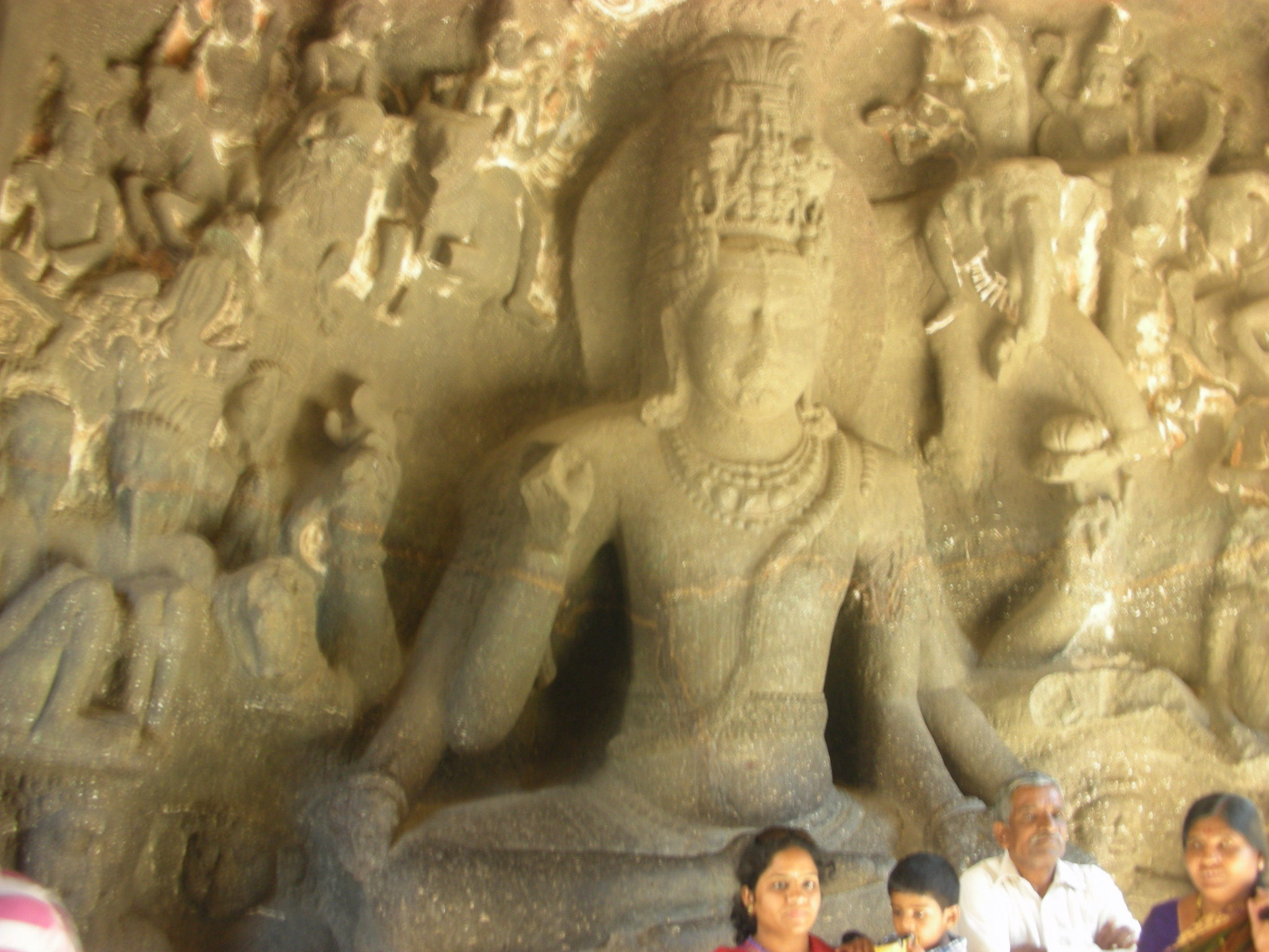 Ellora Caves - A cave to be wondered