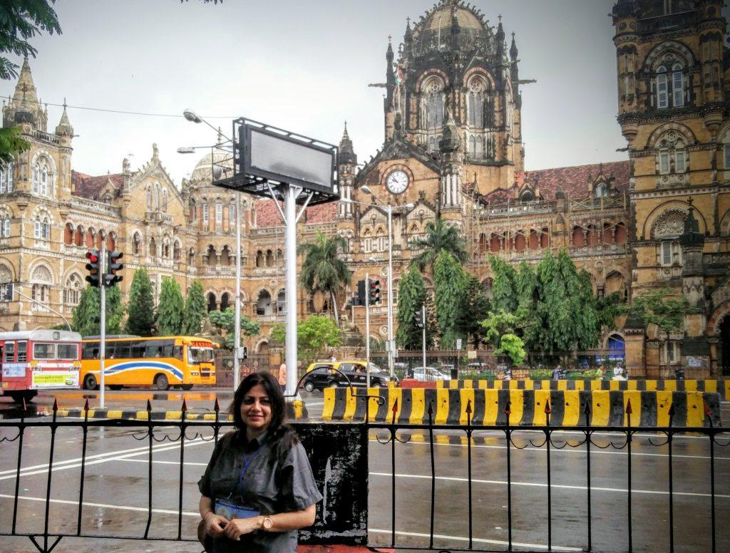 Chhatrapati Shivaji Terminus (CST), Mumbai (Maharashtra)