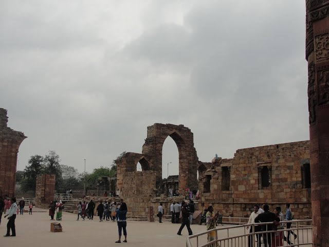 The Qutb Minar