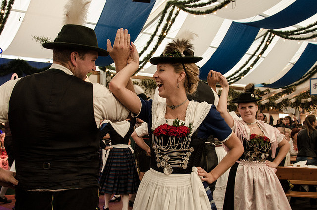 Oktoberfest Mia martins Germany