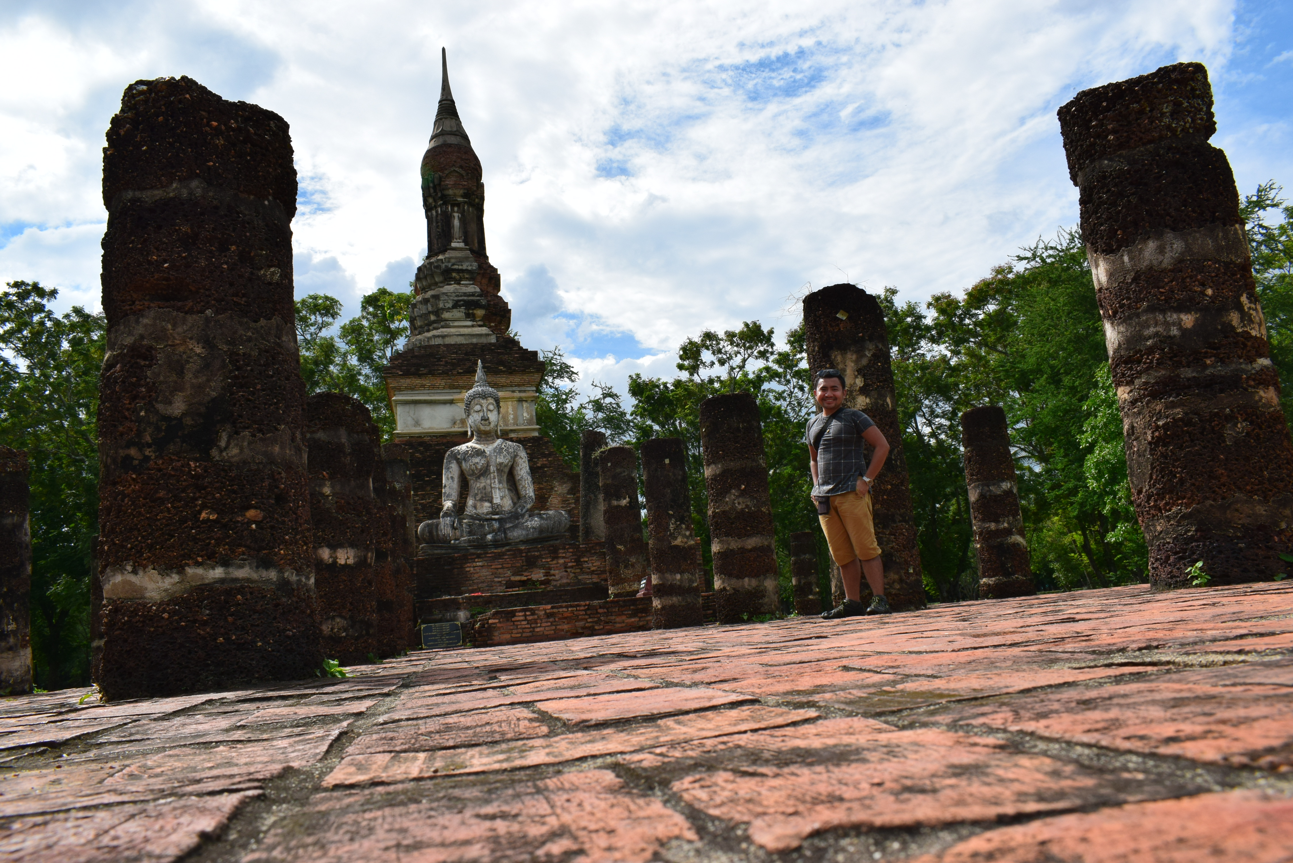 Sukhothai Historical Park Timely Visit to an Ancient Royal Capital