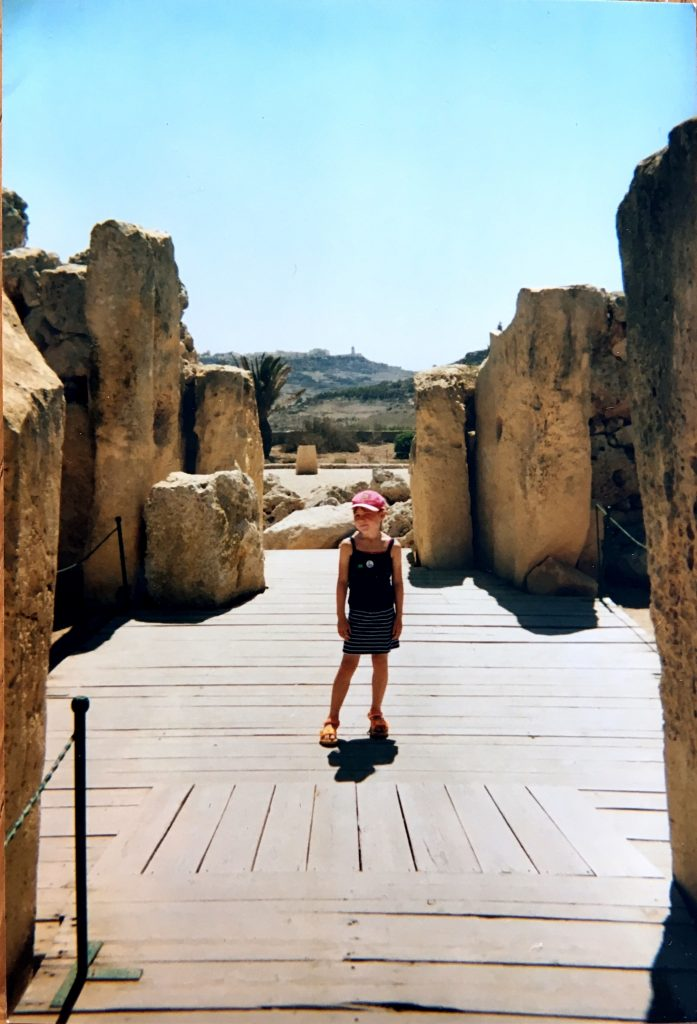 Temples of Ggantija - megalithic temples on Gozo