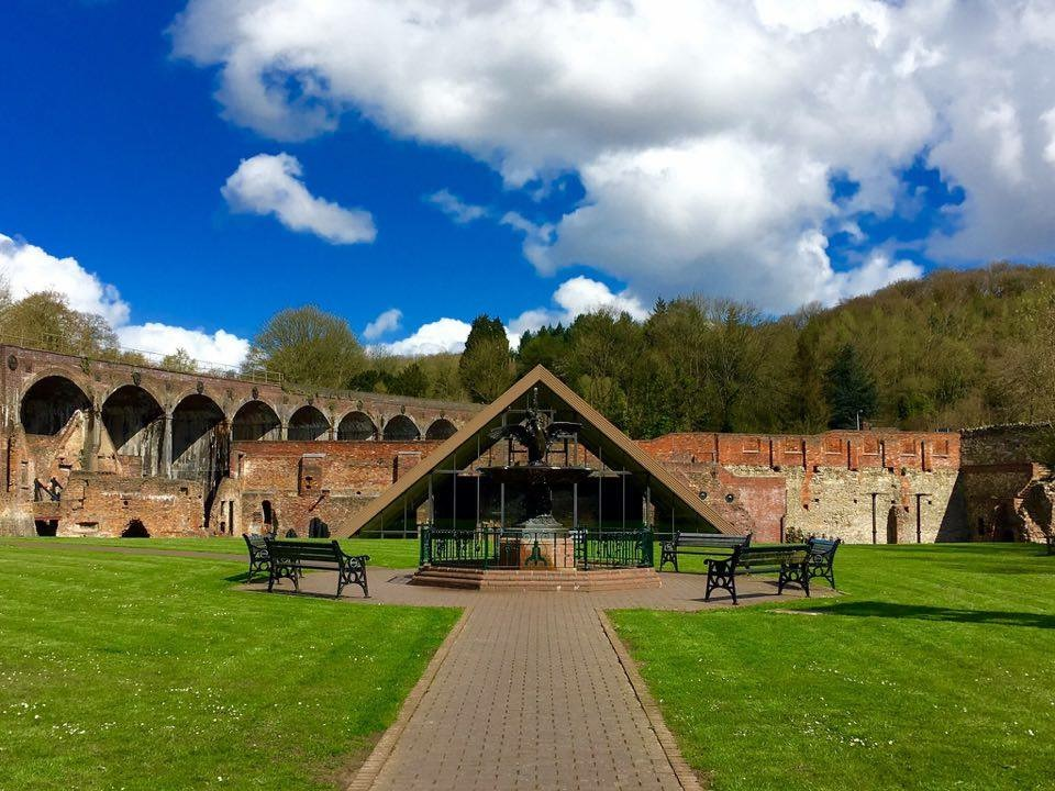 Coalbrookdale Ironbridge UK