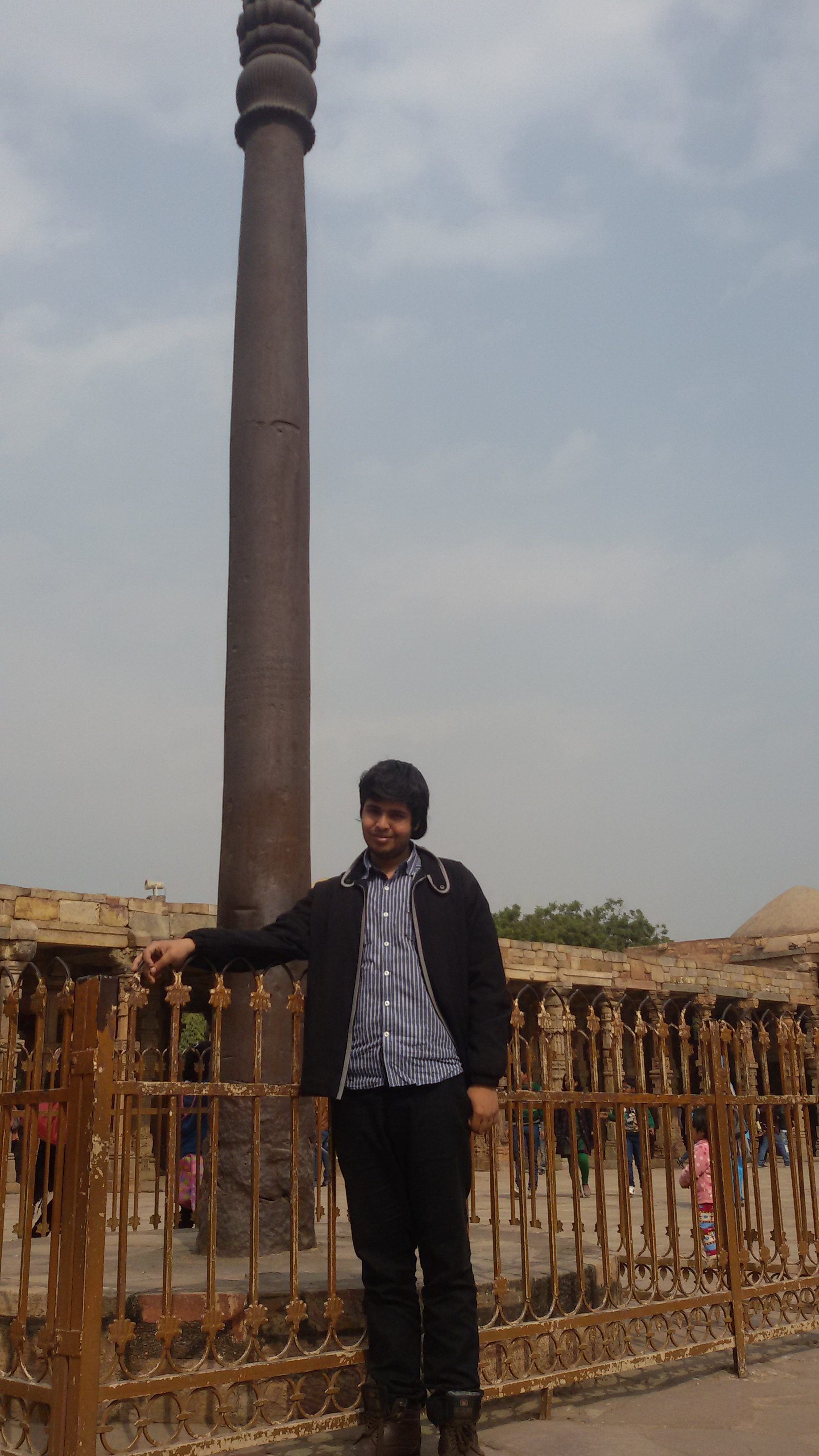 A place which has its own history - Qutub minar