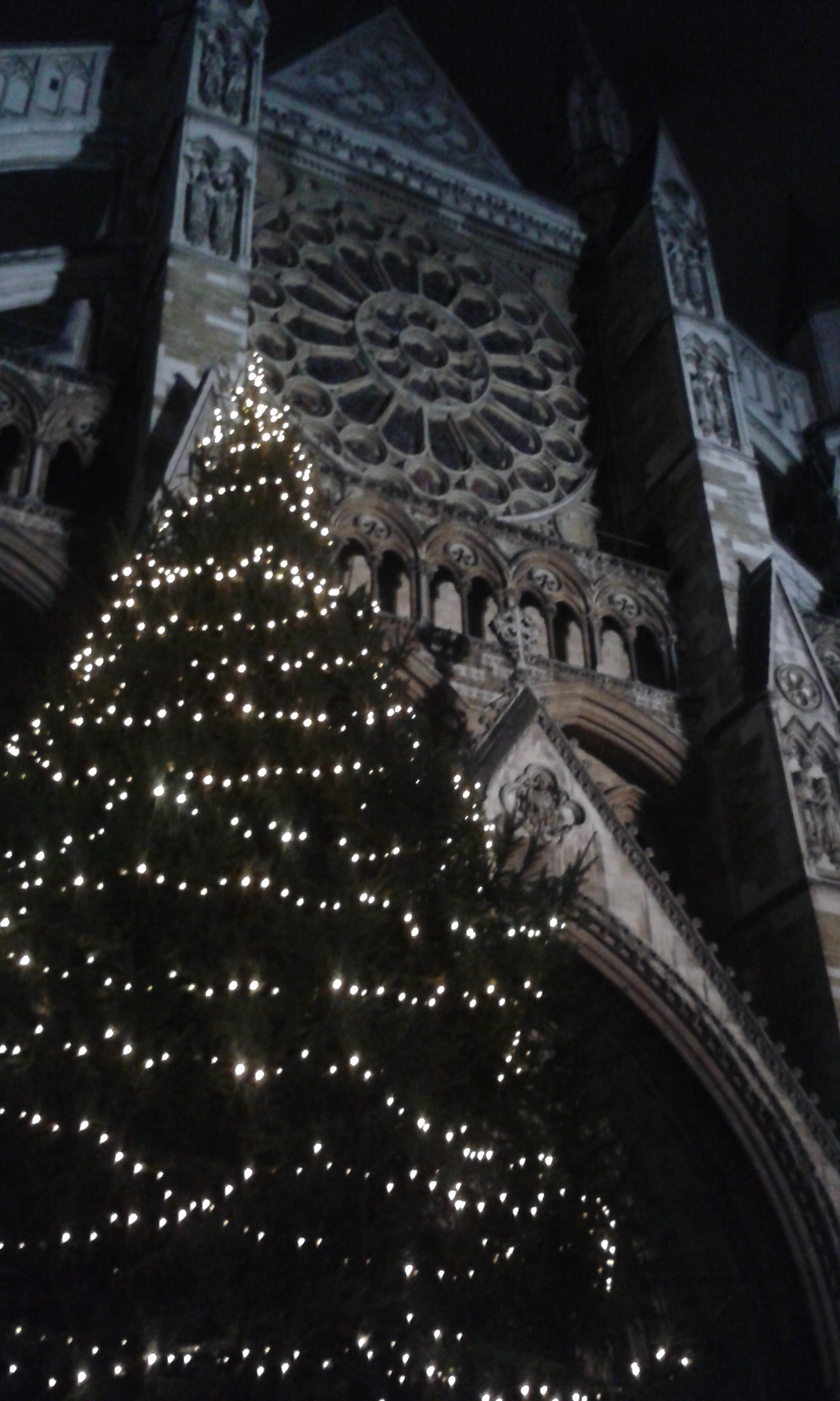 Westminster Abbey Christmas 2
