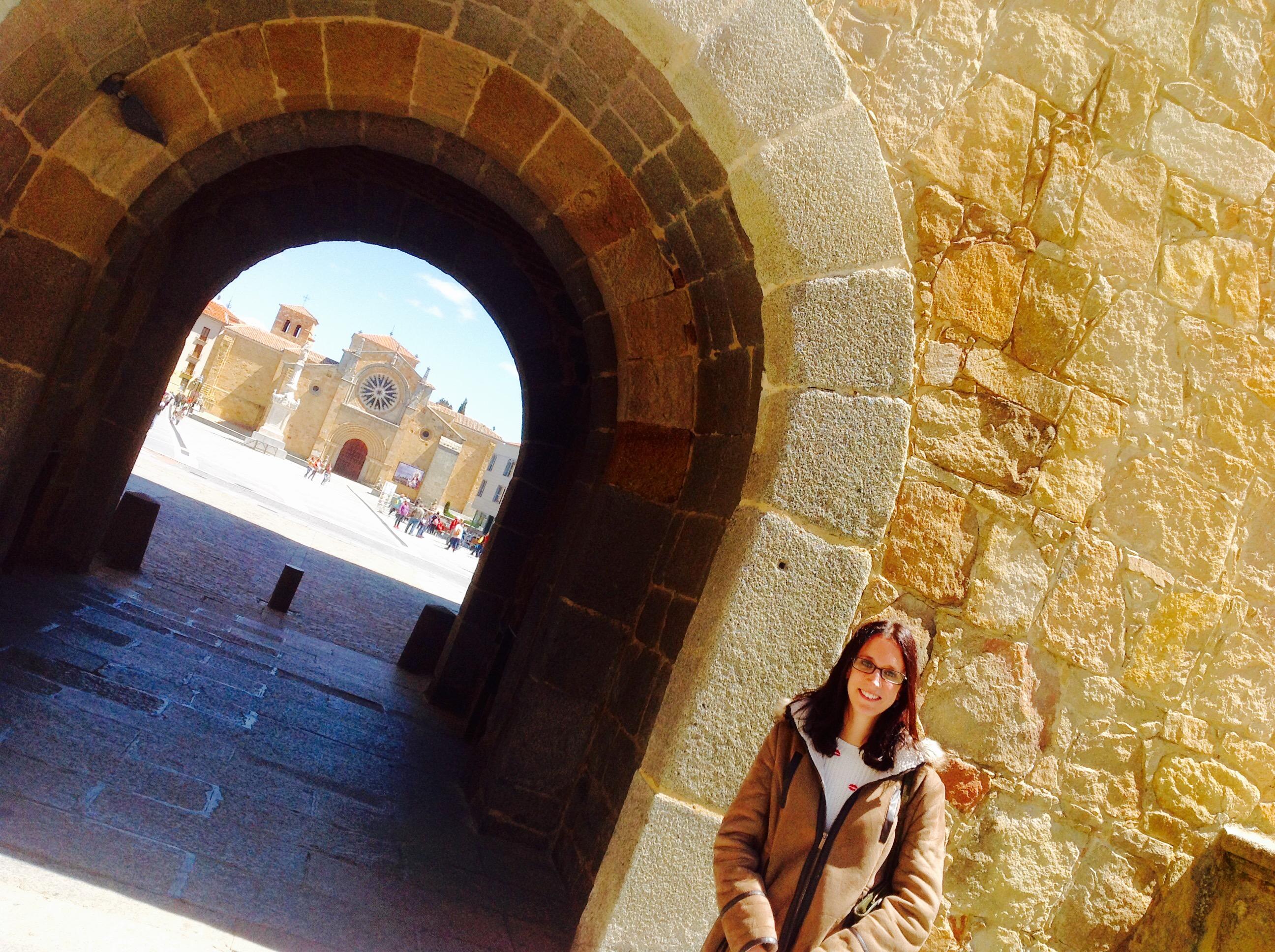 Puerta del Álcazar Avila