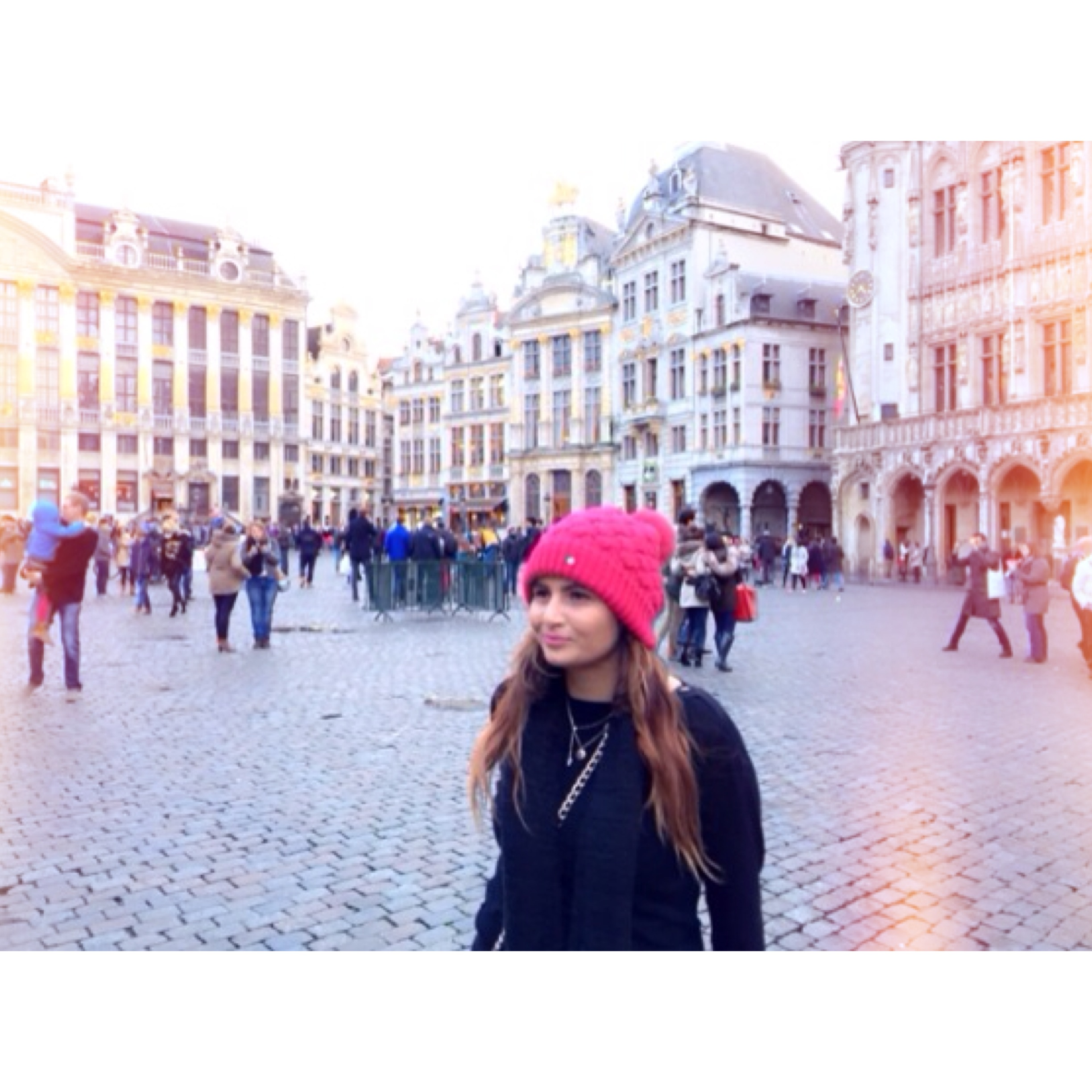 La Grand Place, for the love of architecture and public spaces!
