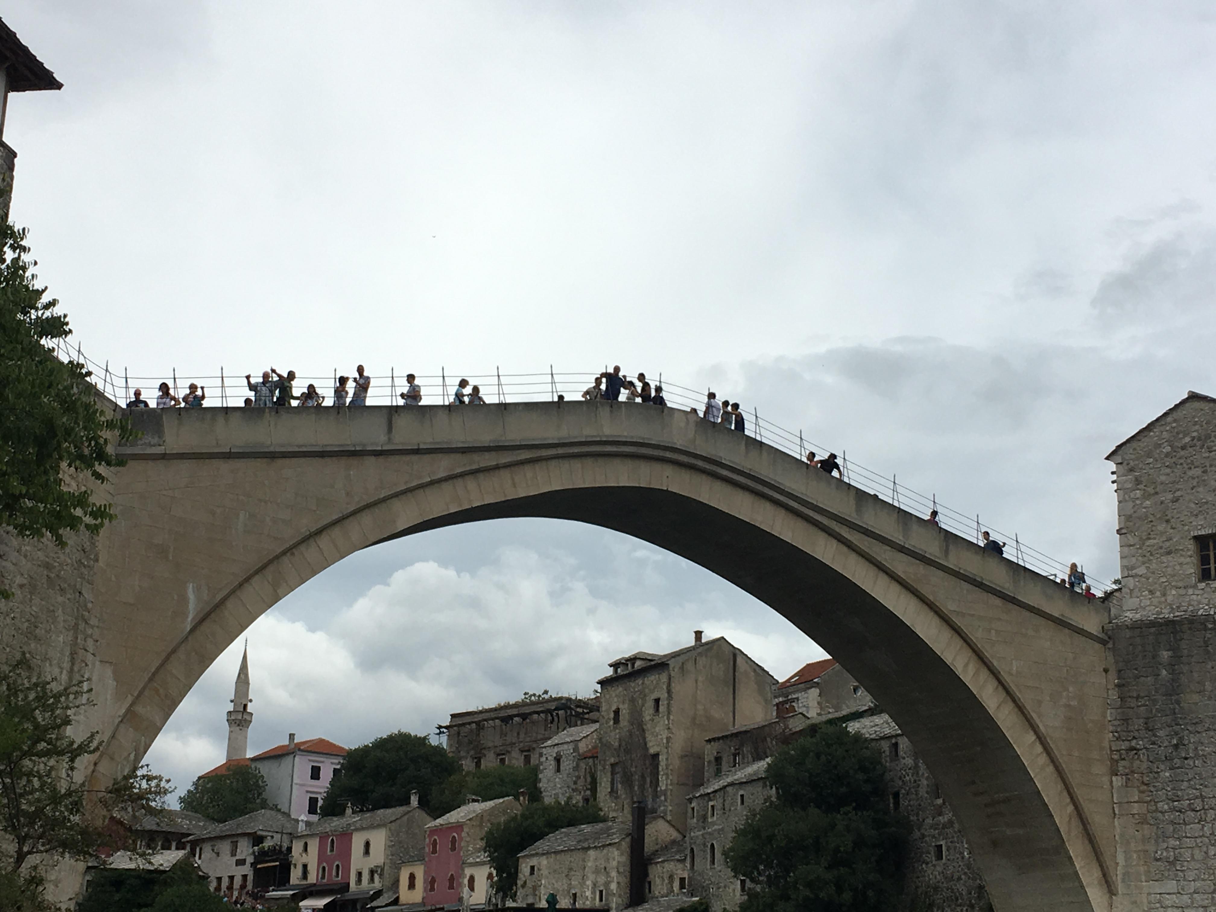 Stari Most - Old Bridge in Mostar