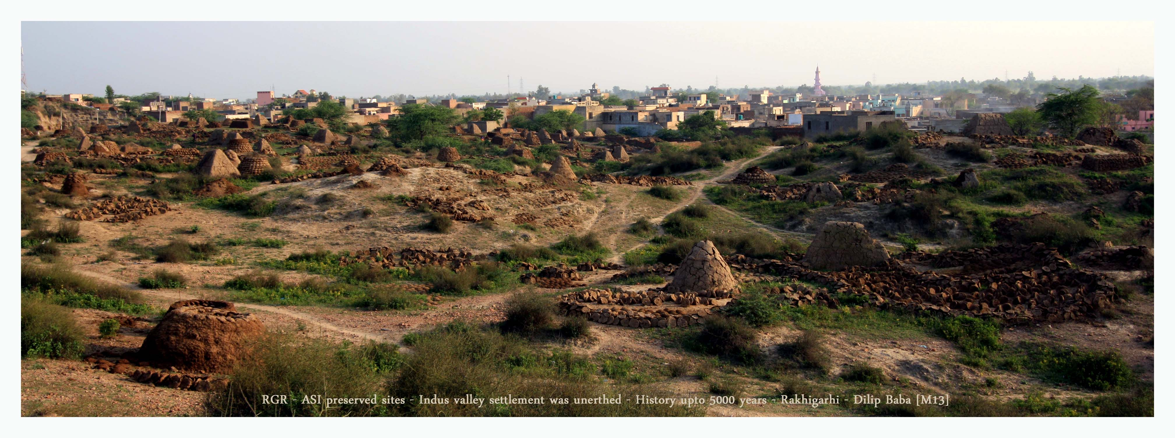 rakhigarhi-preserved-sites