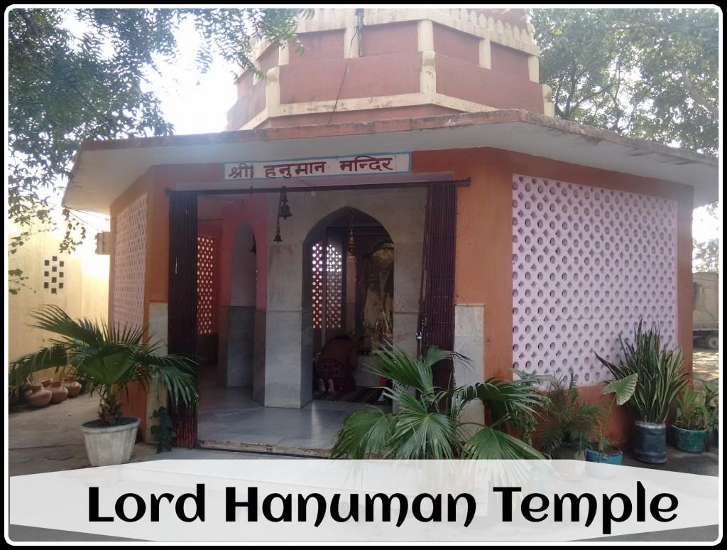 Lord Hanuman Temple