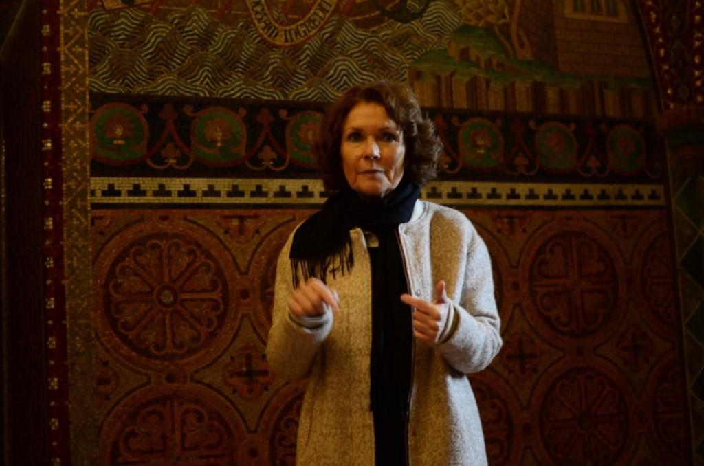 Wartburg Castle guided tour