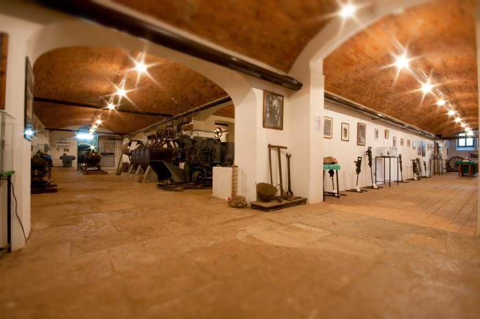 Iglesias, City Center- Museum of Mining Art, Photo credits Luca e Matteo Mul
