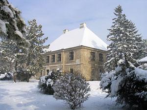 Slos in winter