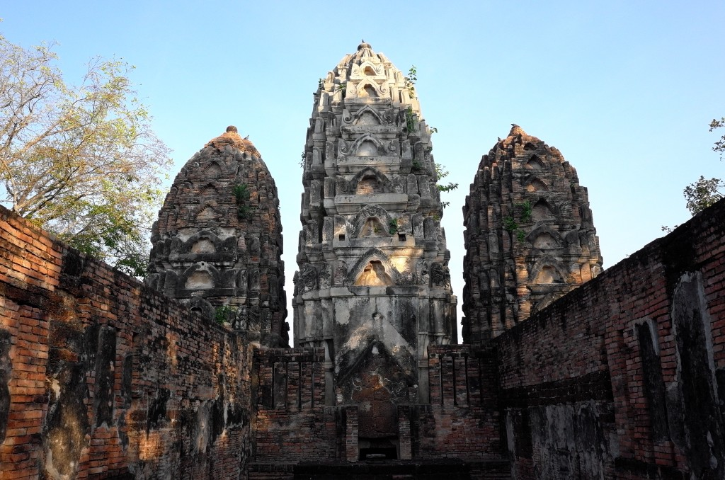 The Wat Sri Sawai