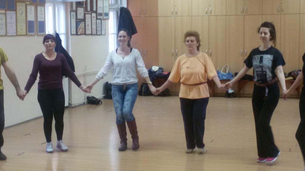 Me dancing Kolo 2