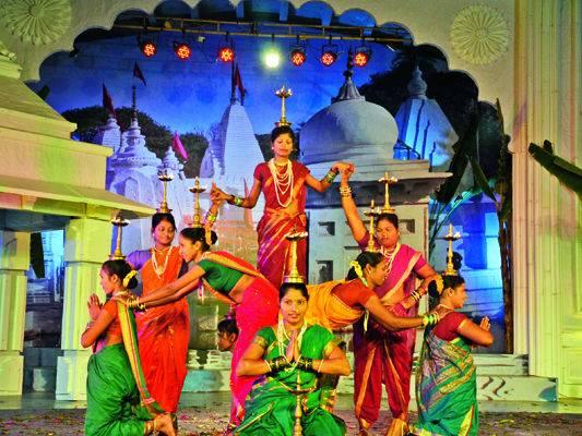 Goa Dance form