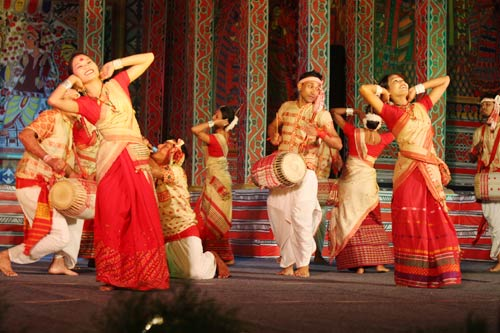 Kathi Dance of West Bengal