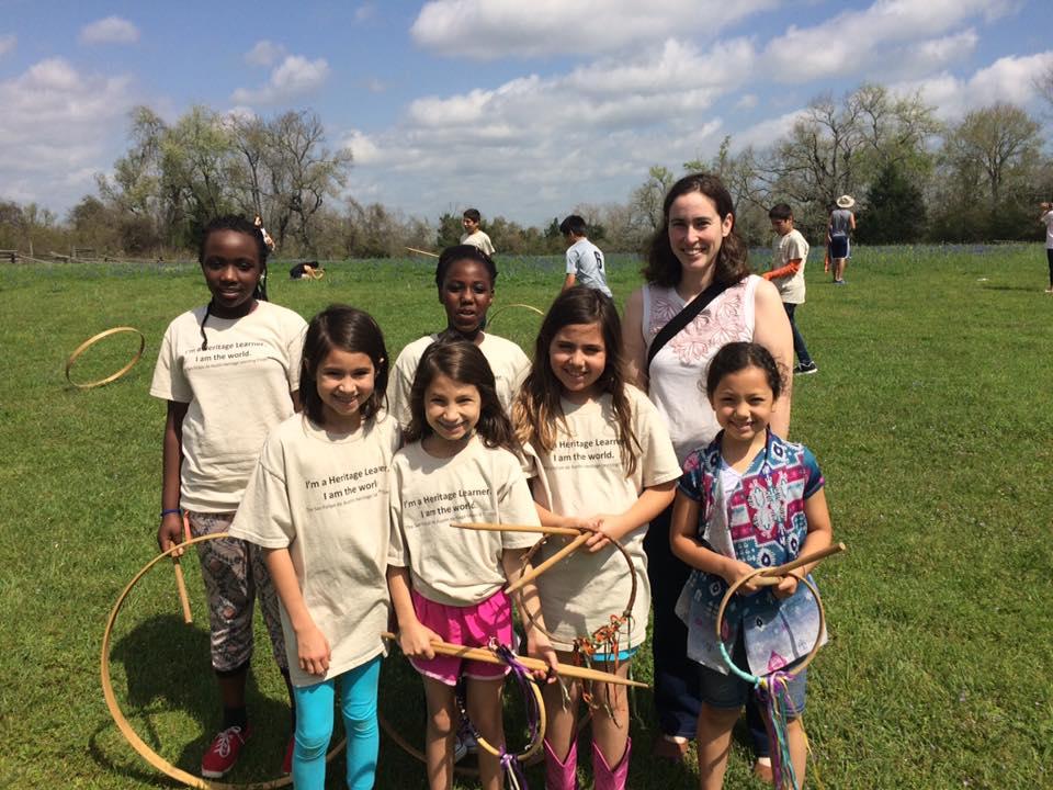 Heritage learners at #makeritagefun Houston