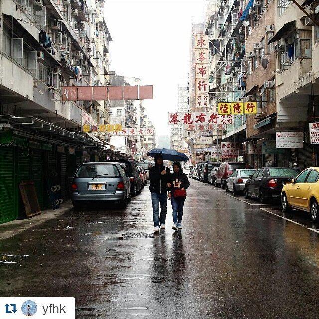 Creating awareness #makeheritagefun at Hong Kong