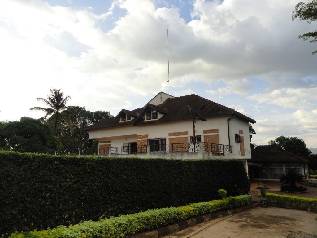 Presidential Palace and Museum #makeheritagefun at Kigali