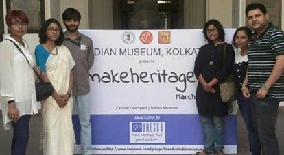#makeheritagefun Kolkata